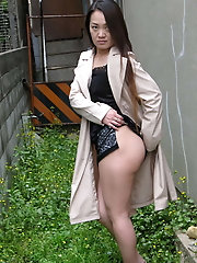 Outstanding japanese whore is exposing her hot lines on pictures