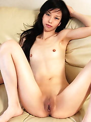 Japanese chick was fucked